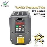 Frequenzumrichter (VFD),Computerized Numerical Control (CNC), der Motor Inverter Konverter 110V 3.0KW 4HP für Spindelmotor, Kontrolle der Geschwindigkeit, Huanyang HY –Serie (110V,3.0KW).