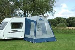 Quest Elite Instant Caravan Porch Awning : Blue: Amazon.co ...