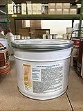 Wetterschutzfarbe PROFI Weiß 5 Liter | Auf Wasserbasis für Innen und Außen