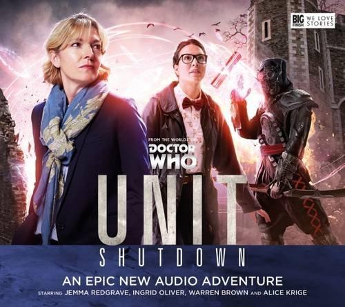 Shutdown (Unit - The New Series)