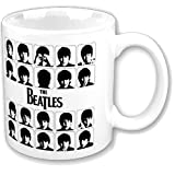 The Beatles: The Beatles - Hdn Graphic (Mug) (Zubehör)