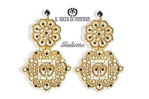 lace-earrings-swarovski-lame-old-gold-black-giulietta-handmade-made-in-italy