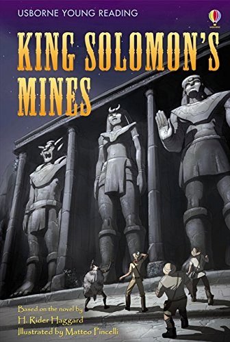 Young Reading Level 3: King Solomon's Mines (3.3 Young Reading Series Three (Purple))