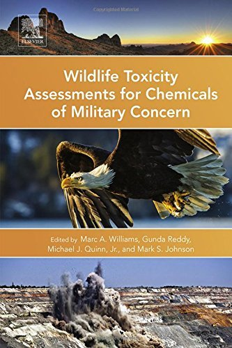 Wildlife Toxicity Assessments for Chemicals of Military Concern by Marc Williams Ph.D. FAAAAI (2015-06-03)