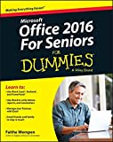 Computers Seniors Best Deals - Office 2016 for Seniors For Dummies (For Dummies (Computer/Tech))