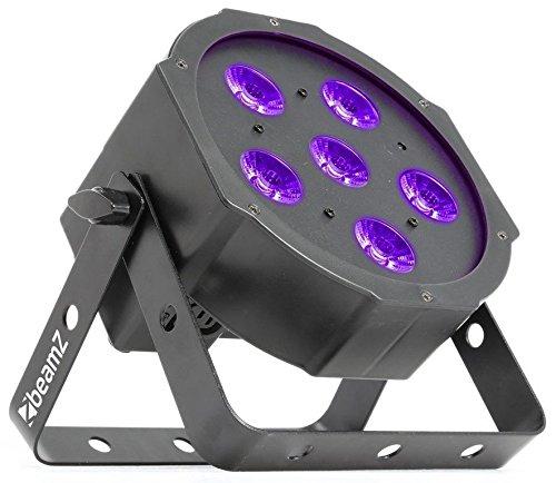 BeamZ BFP130 FlatPAR Foco LED6x6W de potencia