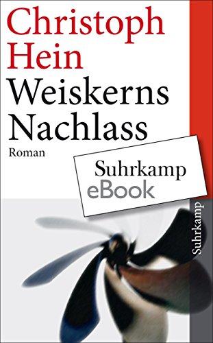 Gebraucht, Weiskerns Nachlass (suhrkamp taschenbuch) gebraucht kaufen  Wird an jeden Ort in Deutschland
