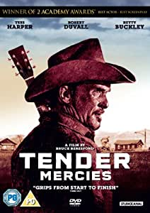 Tender Mercies [DVD] [1983]