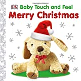 Best Christmas Books For Toddlers - Baby Touch and Feel Merry Christmas Review