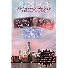 Die New-York-Trilogie: 3 Bände in einer Box