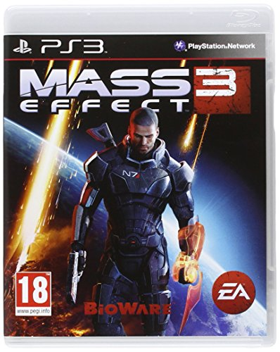 Mass Effect 3 - [PlayStation 3] (Ps3 Kampfspiele)