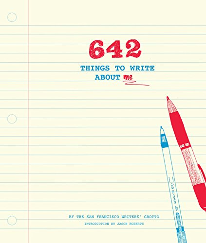 642 Things to Write About Me (Journals)