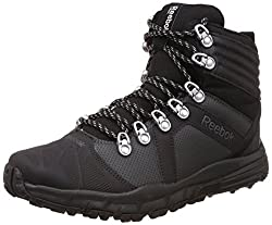 1c76ffe4cc49 64%off Reebok Mens Outdoor Voyager Mid Black And Grey Running Shoes - 7 UK  India (