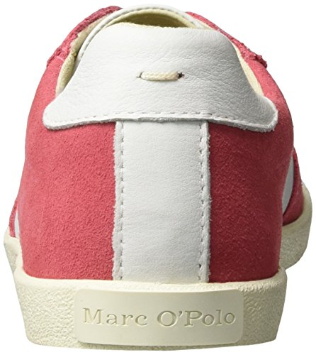 Marc O'Polo Damen 70213903501300 Sneaker Rot (rose)