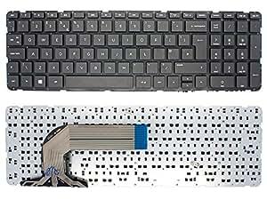 HP PaVILION 17 E051EB clavier d'ordinateur QWERTY Sans cadre-Neuf