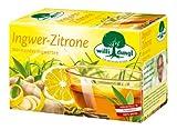 Willi Dungl Ingwer-Zitrone Kräutertee 20 Beutel