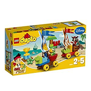 LEGO 10539 - Duplo Jake Gara Sulla Spiaggia