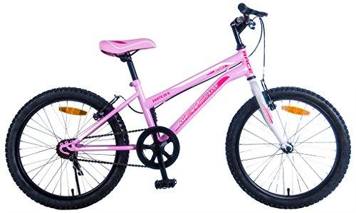 "New Star BTT 20"" Zante Bicicleta infantil, Rosa, Talla Única"