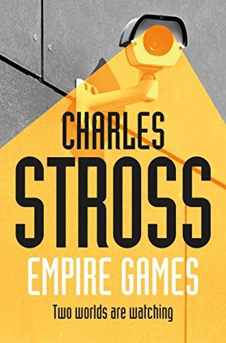 Empire Games por Charles Stross