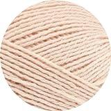 Lana Grossa Meilenweit Solo Cotone Baumwolle Wolle freie Farbwahl uni (3454 - Rosa)