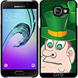 Coque pour Samsung Galaxy A3 2016 (SM-A310) - Leprechaun Irlande by hera56