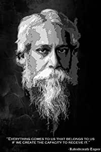 Posterboy 'Rabindranath Tagore' Poster (30.48 cm x 45.72 cm)
