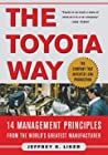 The Toyota Way - 14 Management Principles from the World's Greatest Manufacturer