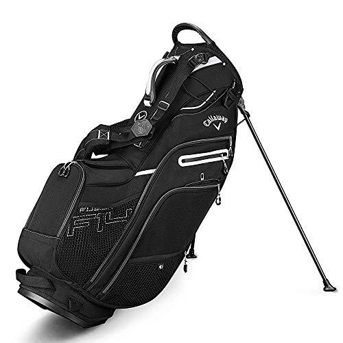Callaway Golf 2019 Fusion 14 Standtasche, Herren, Stand Bag, schwarz -