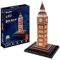 Cubic Fun L501H - 3D Puzzle Big Ben con LED - Londra - UK