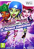 Monster High - El patinaje laberíntico