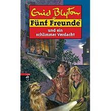 Fünf Freunde und ein schlimmer Verdacht (Einzelbände 48)
