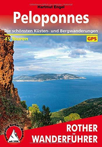 Peloponnes: Die schönsten Küsten- und Bergwanderungen. 45