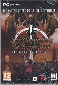 Les chevaliers de Baphomet - ultimate edition