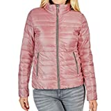 TOM TAILOR 35 55 433.00.70 Damen Steppjacke für Wind und Wetter Reißverschluss, Groesse L, rosé