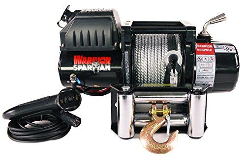 Warrior Treuil électrique Spartan 6000lb 2.7T 12V
