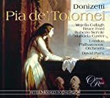 Pia De' Tolomei (Intégral)