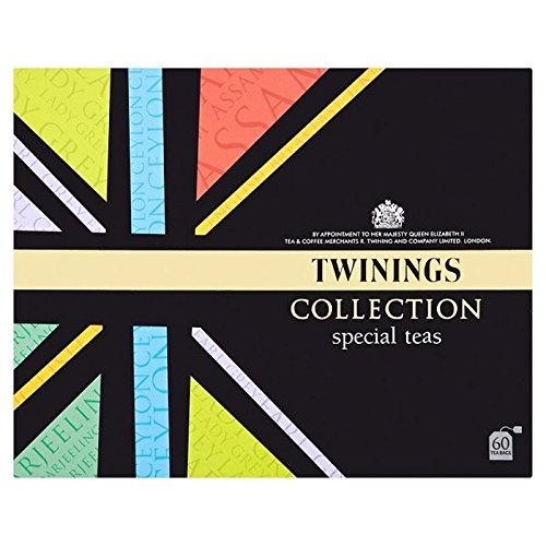 Twinings Tés Especiales De Recogida 60 Por Paquete