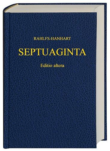 Greek Old Testament-FL-Septuaginta