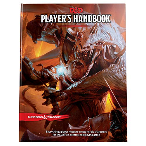 Dungeons & Dragons Player's Handbook (Dungeons & Dragons Core Rulebooks) por Wizards of the Coast
