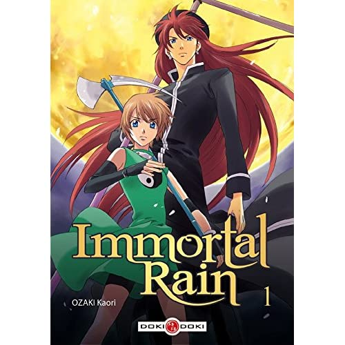 Immortal Rain - volume 1