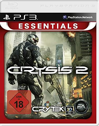 Crysis 2 [import allemand]