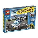 LEGO 66329 City Superpack (7942 + 7236 + 7741) - lego
