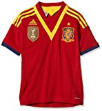 adidas 2013-14 Spain Home Football Shirt (Kids)