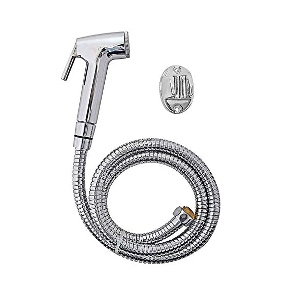Sbdtm Safari Abs Health Faucet With Stainless Steel Tube And Pvc Holder (Simply Big)