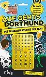 Auf gehtŽs Dortmund - die Fußballmaschine für Dortmund-Fans