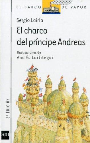 El charco del príncipe Andreas (Barco de Vapor Blanca) por Sergio Lairla