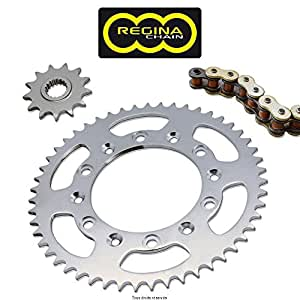 Kit Chaîne REGINA Honda Nx 125 Jd12 Super Oring An 89 99 Kit 16 50