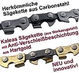 Hand Kettensäge mit Gürteltasche (Kaleas 56011) - 2