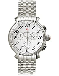 Michele MWW24A000001–Watch For Women Silver Stainless Steel Strap