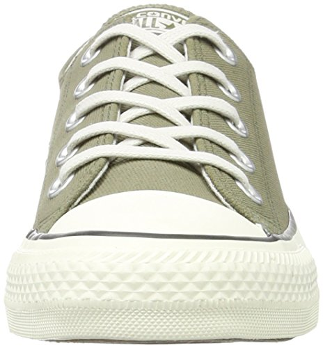 Basse Unisex Taylor Egret Sneaker Black Adulto Medium Olive Converse All Grün Chuck Star YqYgXw